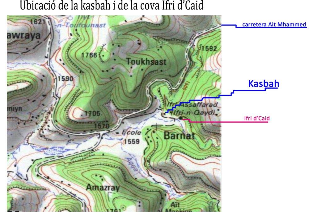 situació kasbah