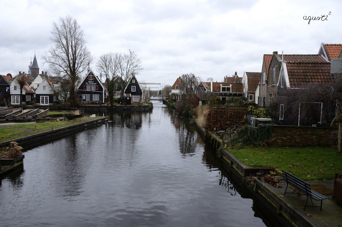 Edam - canals
