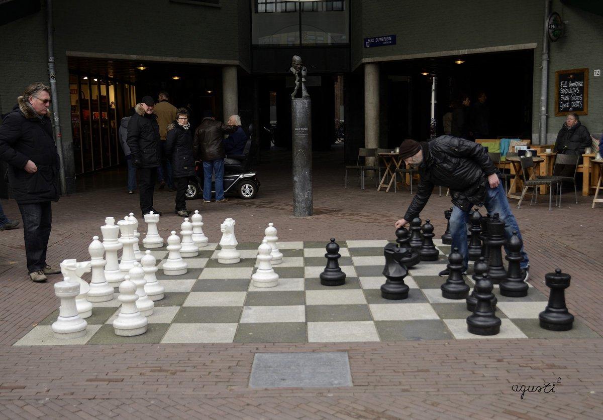 plaça Leideseplein