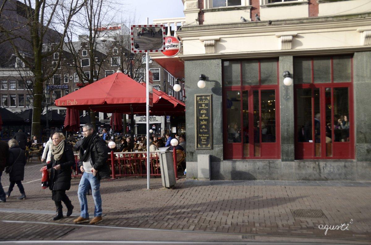 plaça Leidseplein