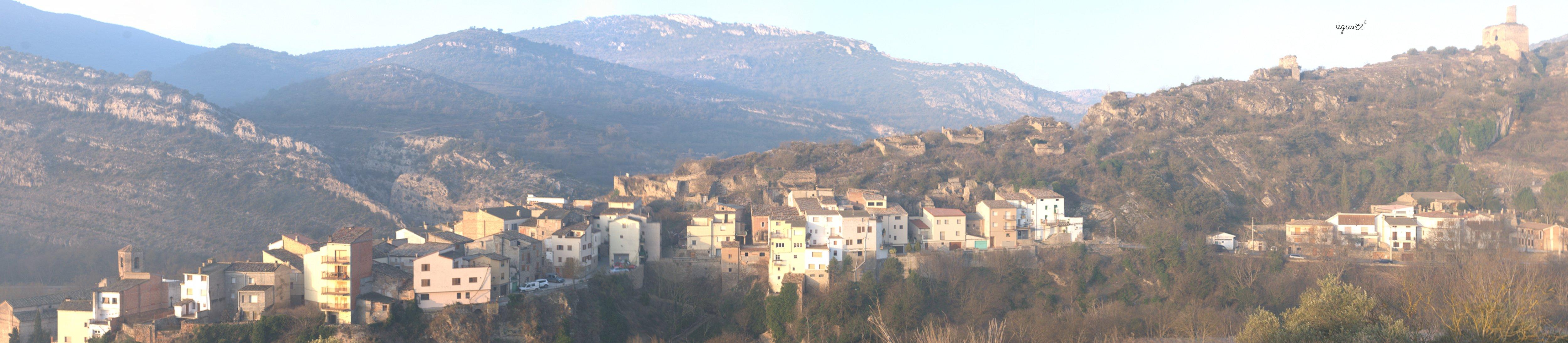 vista de Alos de Balaguer
