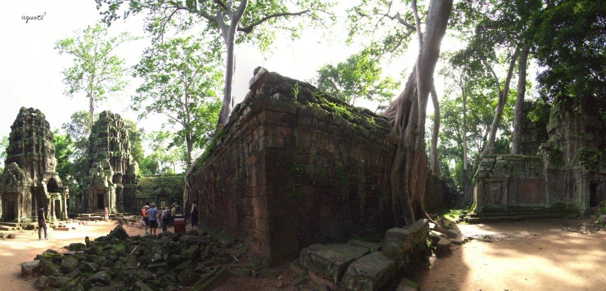 temple de Ta Prohm