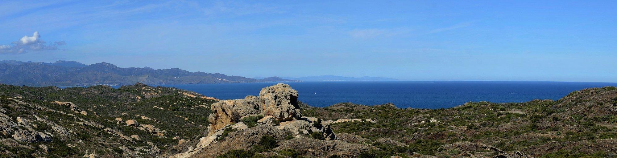 formacions rocoses, al fosns el mar d'amunt