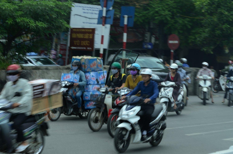 Transport de mercaderies - Hanoi