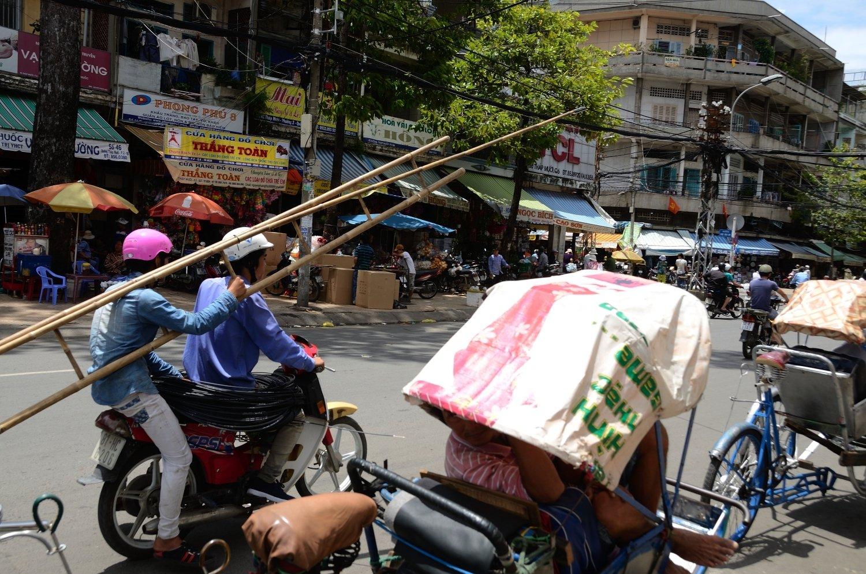 Transport d'eines - Hanoi