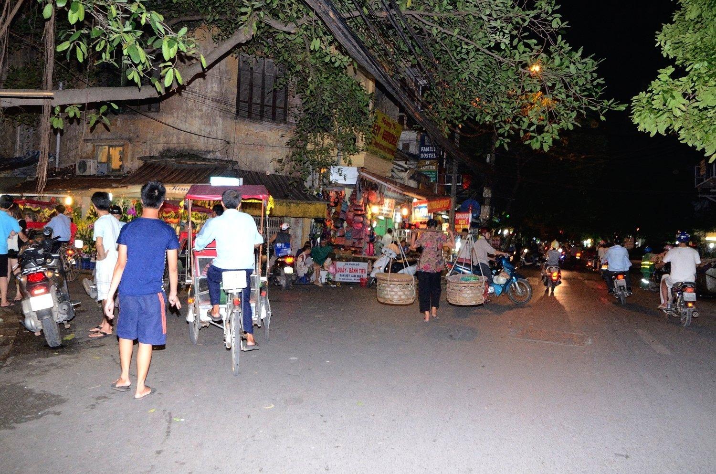centre antic Hanoi
