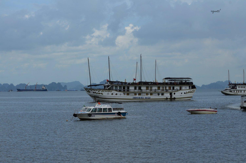 vaixell Indochina Sails