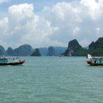 moviment de vaixells - Badia de Ha Long