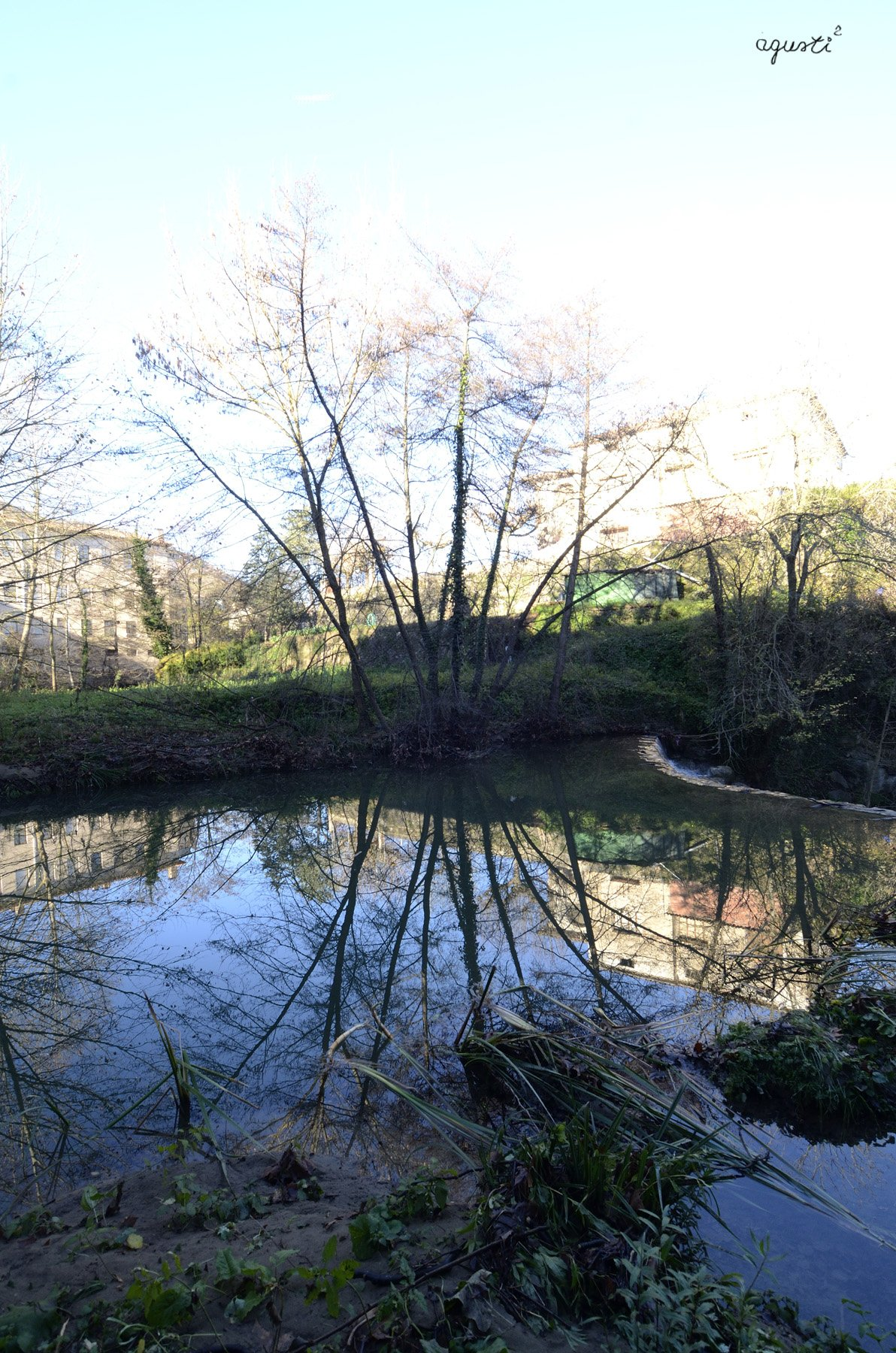 Riu Brugent - Sant Feliu de Pallerols