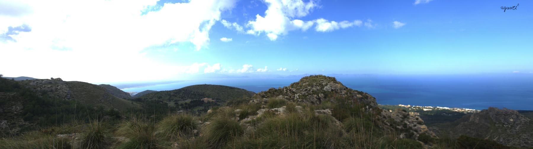 Panoramica -  ermita de Betlem
